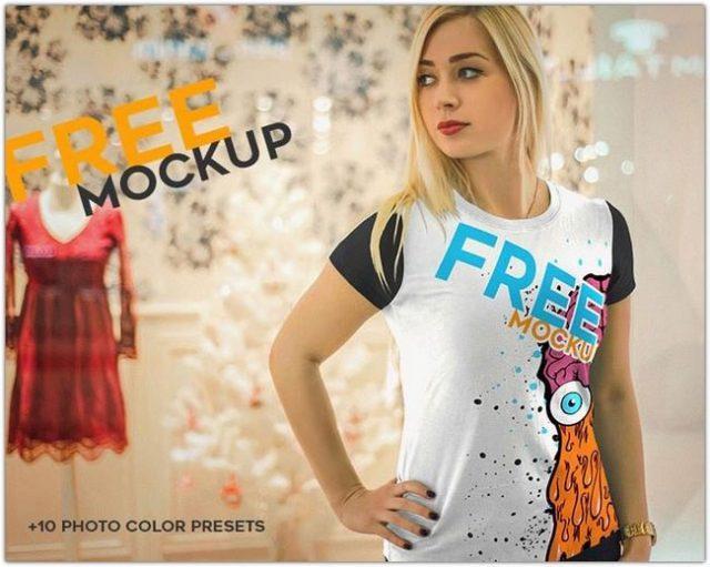 realistic_free_tshirt_psd_mockup