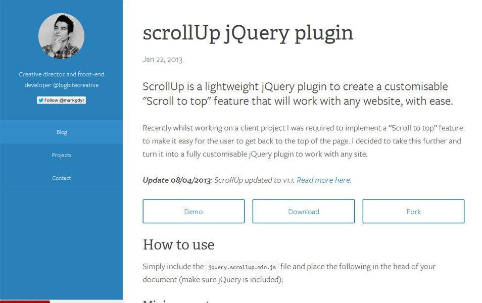 scrollup_jquery_plugin