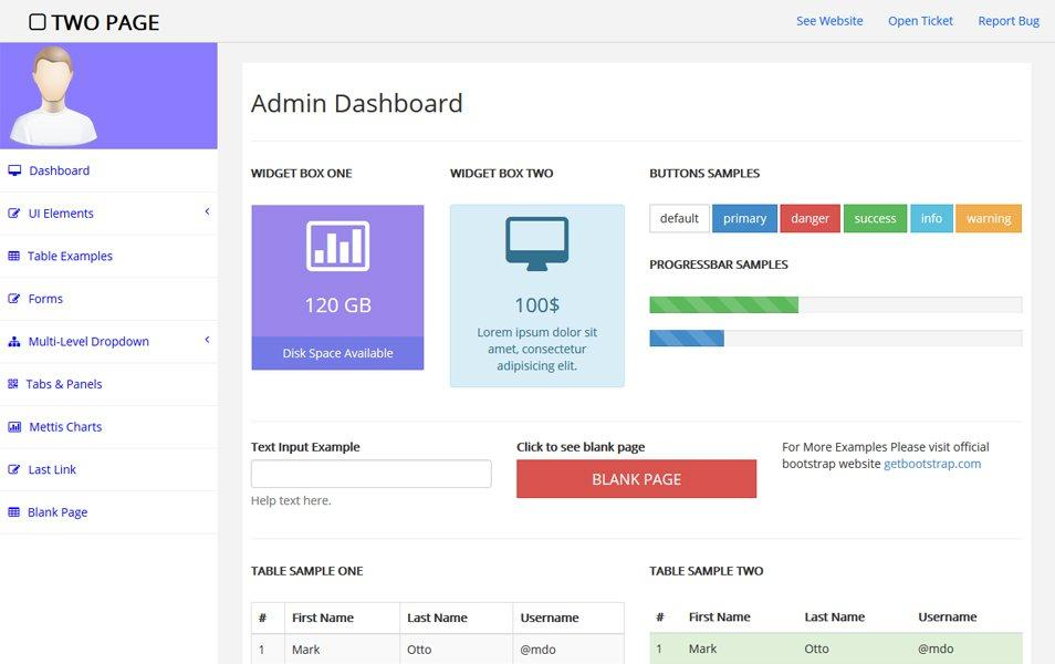 two_page_free_bootstrap_admin_template