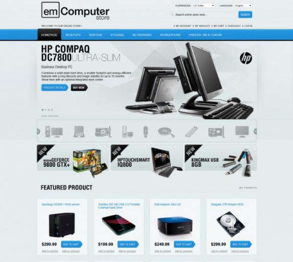EM Computer
