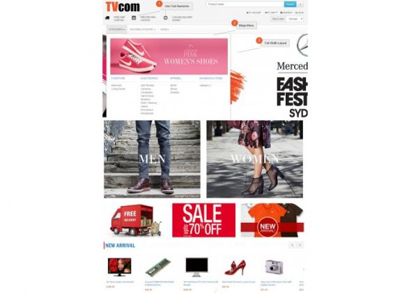 Bootstrap Responsive Theme
