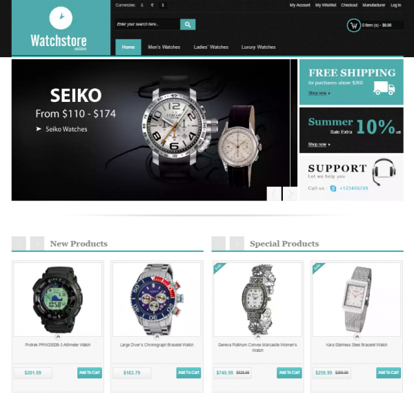 magento_watch_store_theme