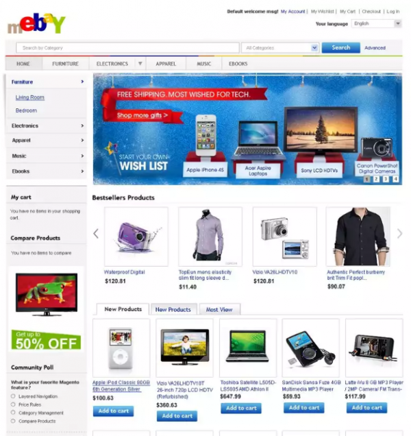 mEbay