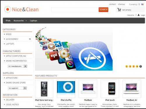 free_clean_prestashop_theme