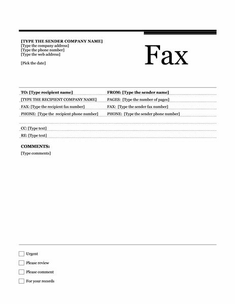 urban_fax_cover_sheet