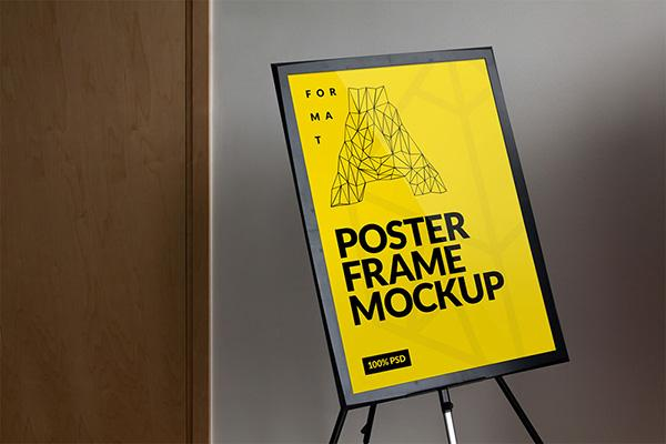 free_frame_poster_mockup
