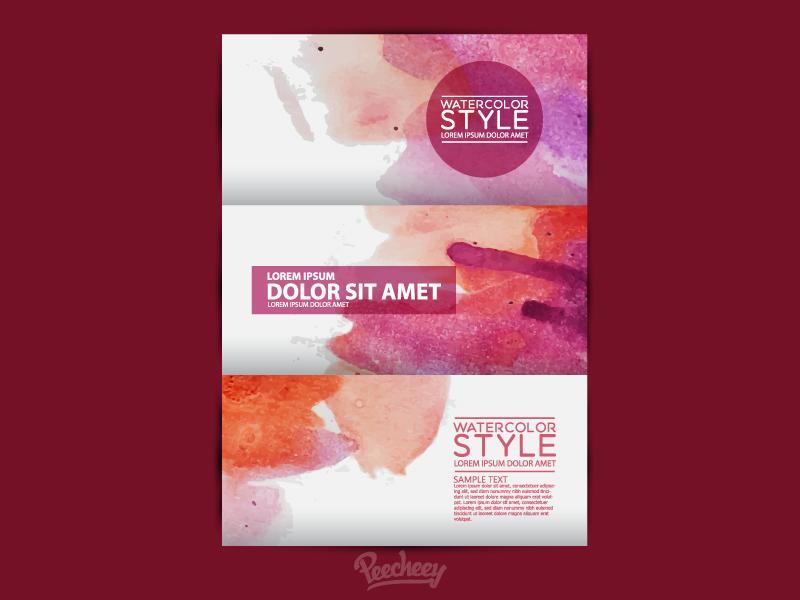 watercolor_business_brochure
