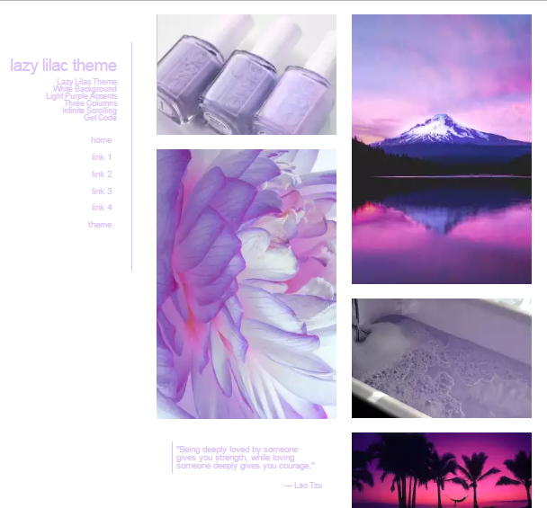 how to put a background theme on tumblr