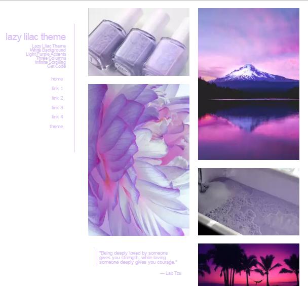 15 Nice Girly Tumblr Themes Utemplates