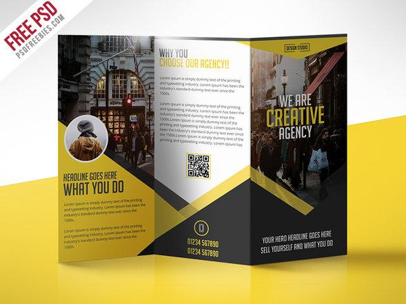 multipurpose_trifold_business_brochure_free_psd