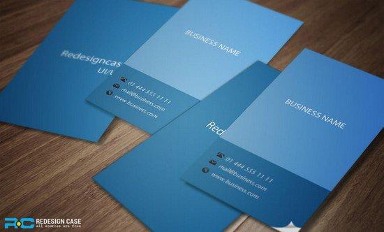 5_flat_business_cards