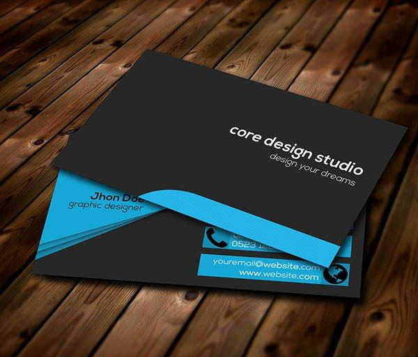 black_stylish_business_card