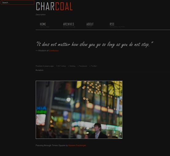 charcoal_dark_tumblr_theme
