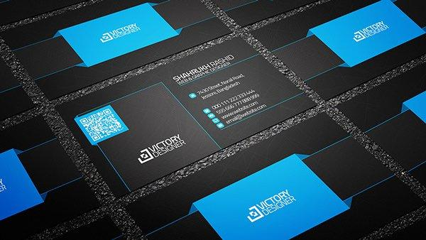 code_corporate_business_card