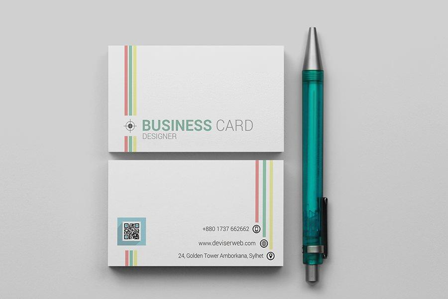 colorful_line_business_card_template