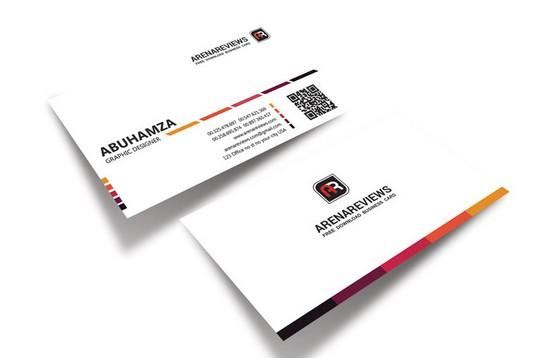 creative_white_business_card_template