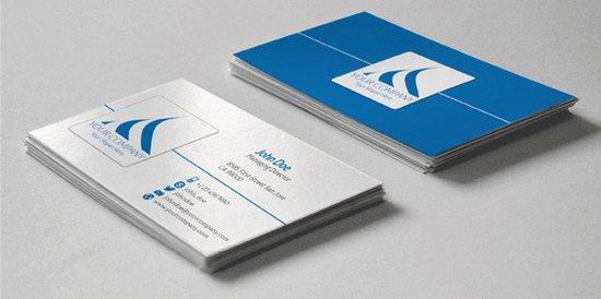 flat_business_card