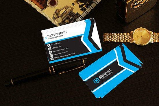free_corporate_business_card_template