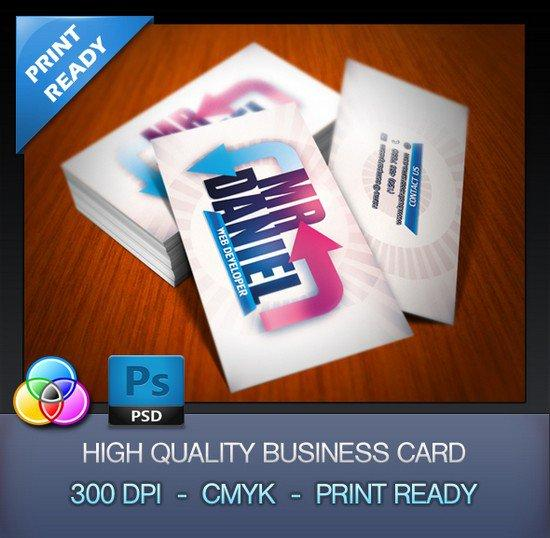 free_developer_business_card