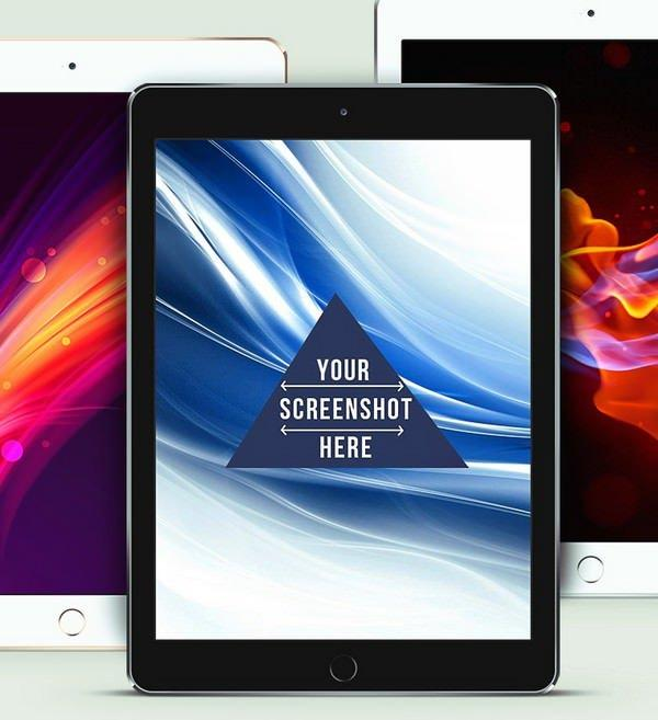ipad_air_2_psd_screen mockup_freebie