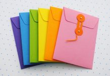 4 Free Printable A7 Envelope Templates | UTemplates