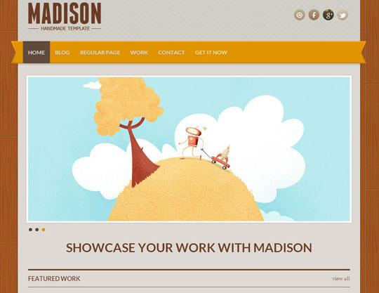 madison_html_template