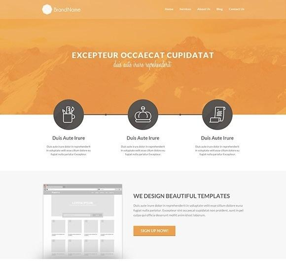 clean_html5_template