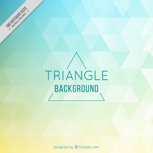 colored_triangles_background