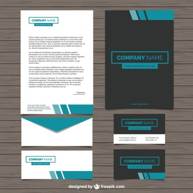 company_stationery_in_modern_style