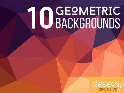 10_geometric_backgrounds