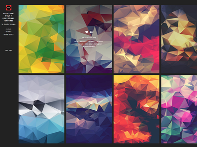 sneak_peek_lowpoly_polygonal_website