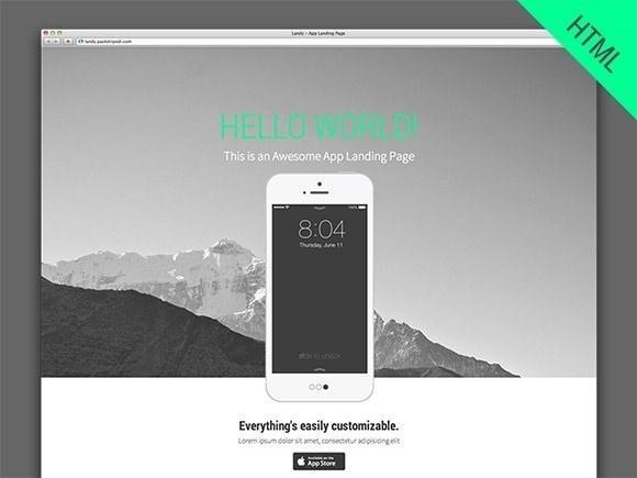 100+ Creative & Free Responsive HTML Templates | UTemplates