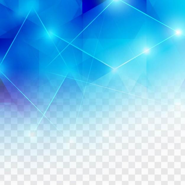 polygonal_blue_background_with_lights