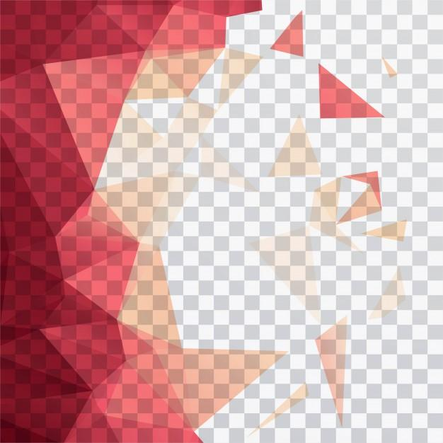 polygonal_shapes_on_a_transparent_background