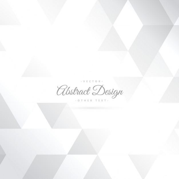 shiny_triangle_shape_white_background