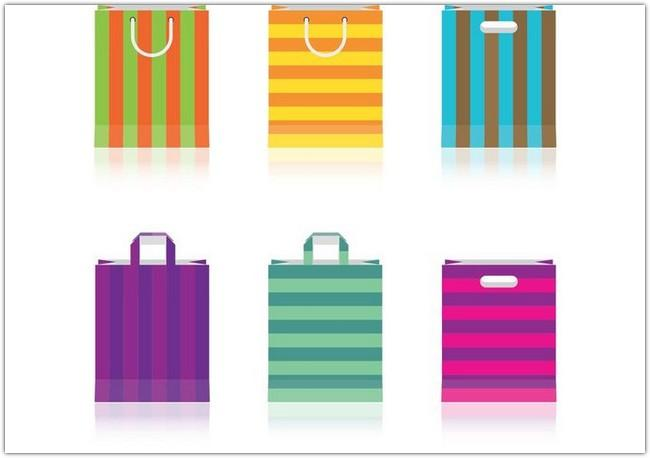 colored_paper_bag_vectors