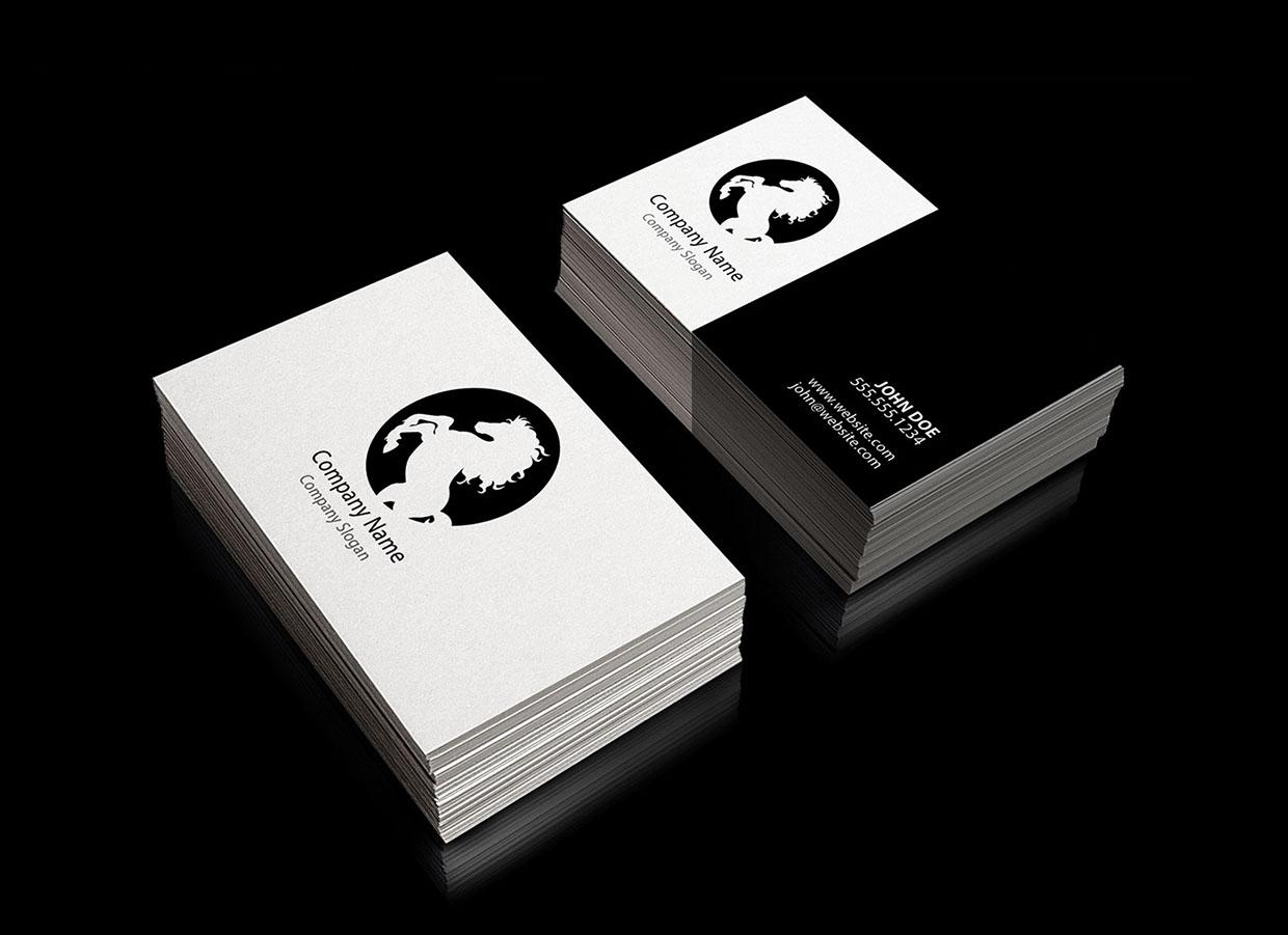 free_corporate_style_business_card