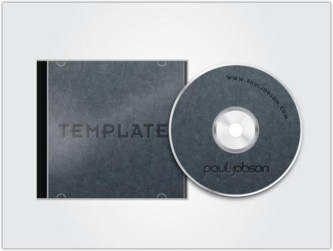 vector_cd_and_cd_case_template