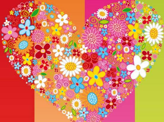 vector_heart_flowers