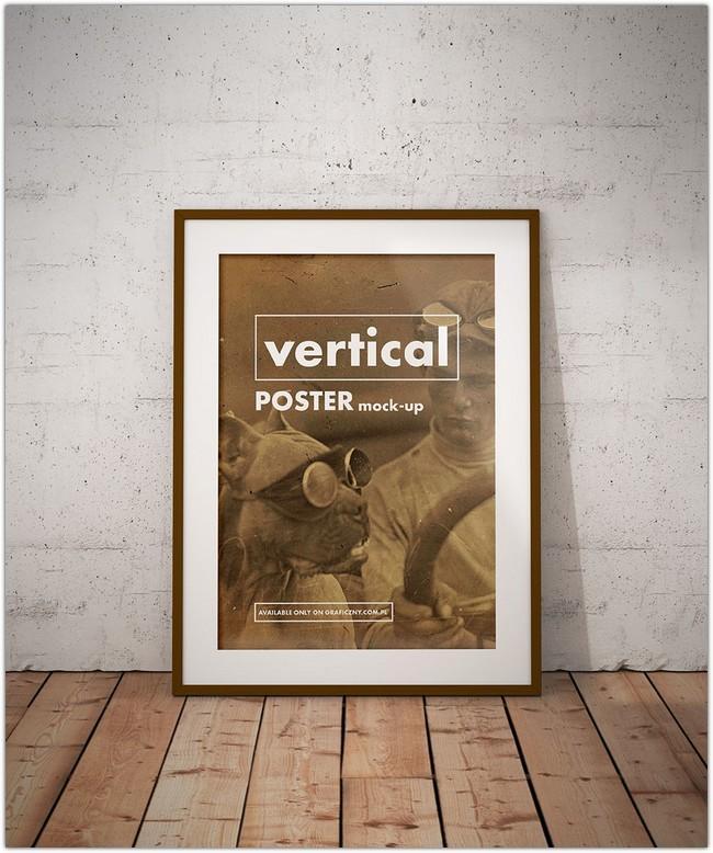 vintage_posters_frame_mockup