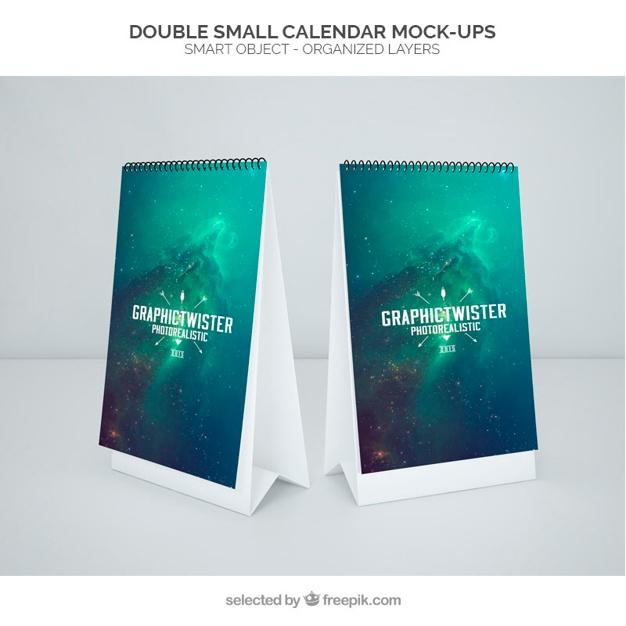 double_small_calendar_mockup