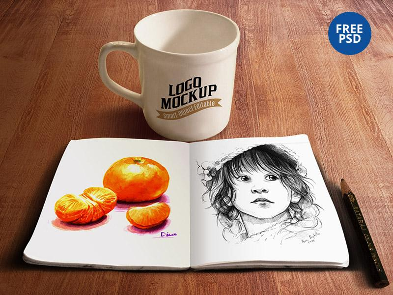 sketchbook_coffee_cup_mockup