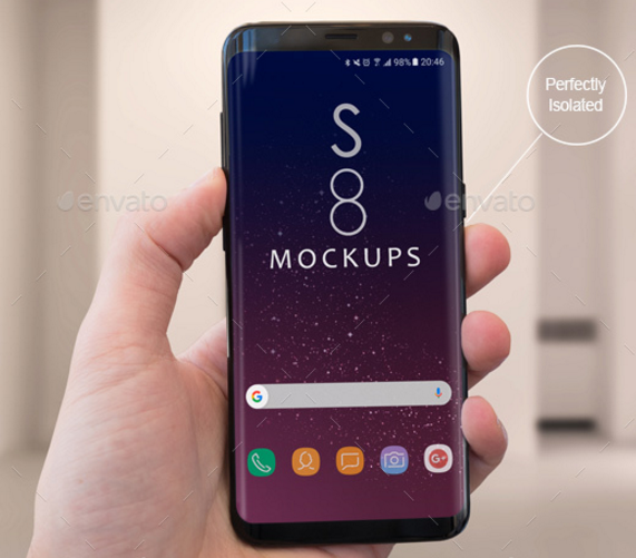15+ PSD Android OS Smartphone Mockups | UTemplates