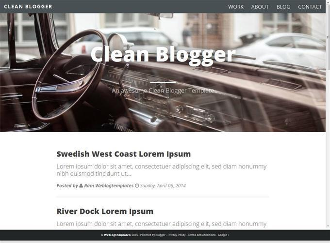 clean_blogger_template_for_personal_blogs