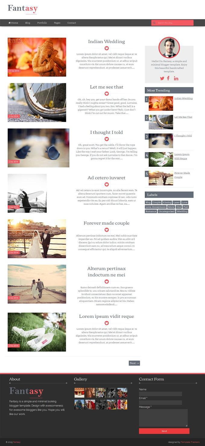 fantasy_responsive_blogger_template