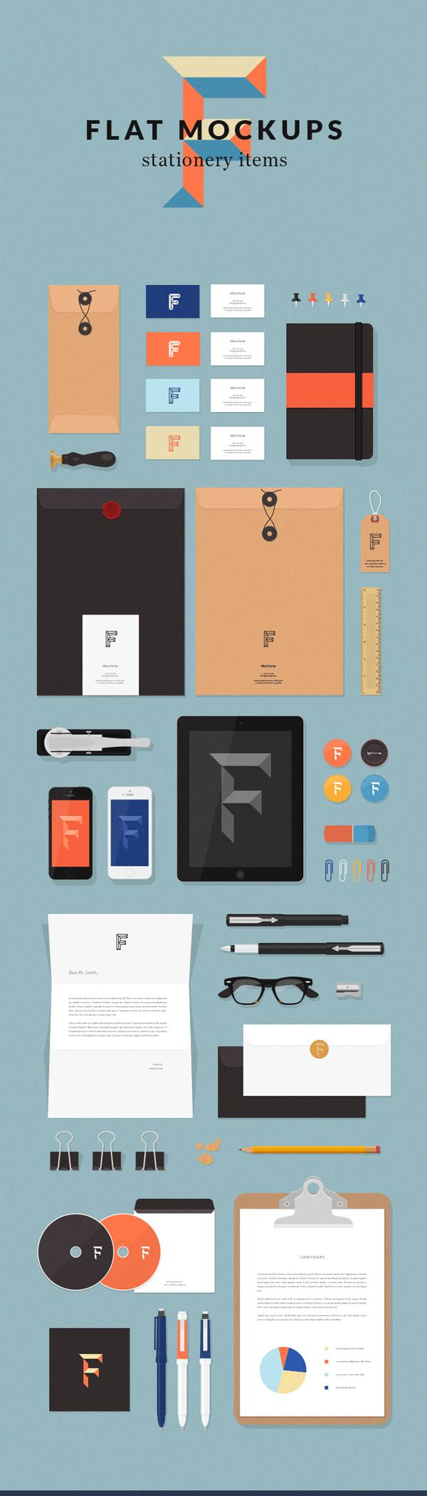flat_mockups_stationery_items