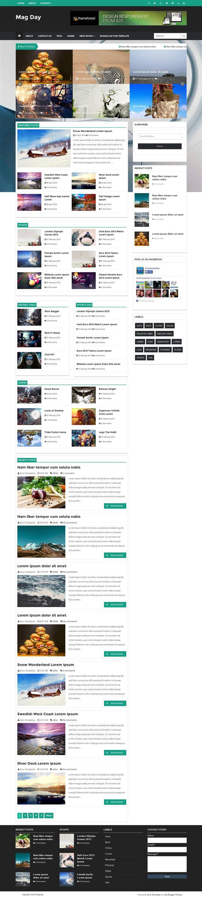 mag_day_responsive_blogger_template