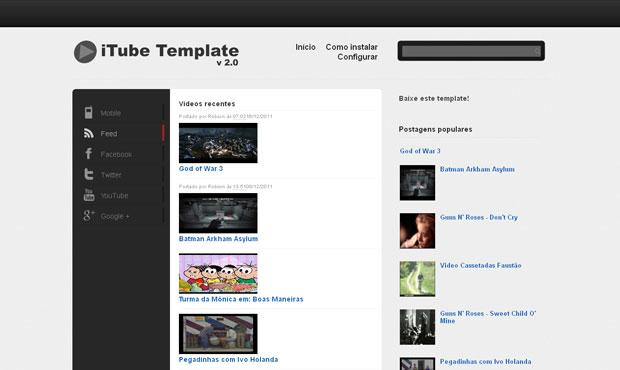 itube_blogger_template