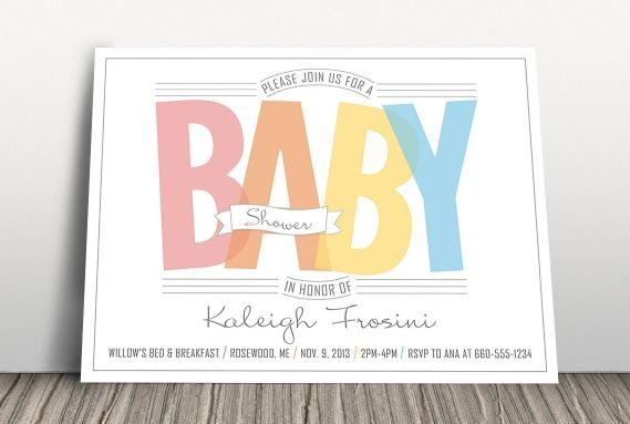 printready_simple_rainbow_baby_shower_unisex_invitation
