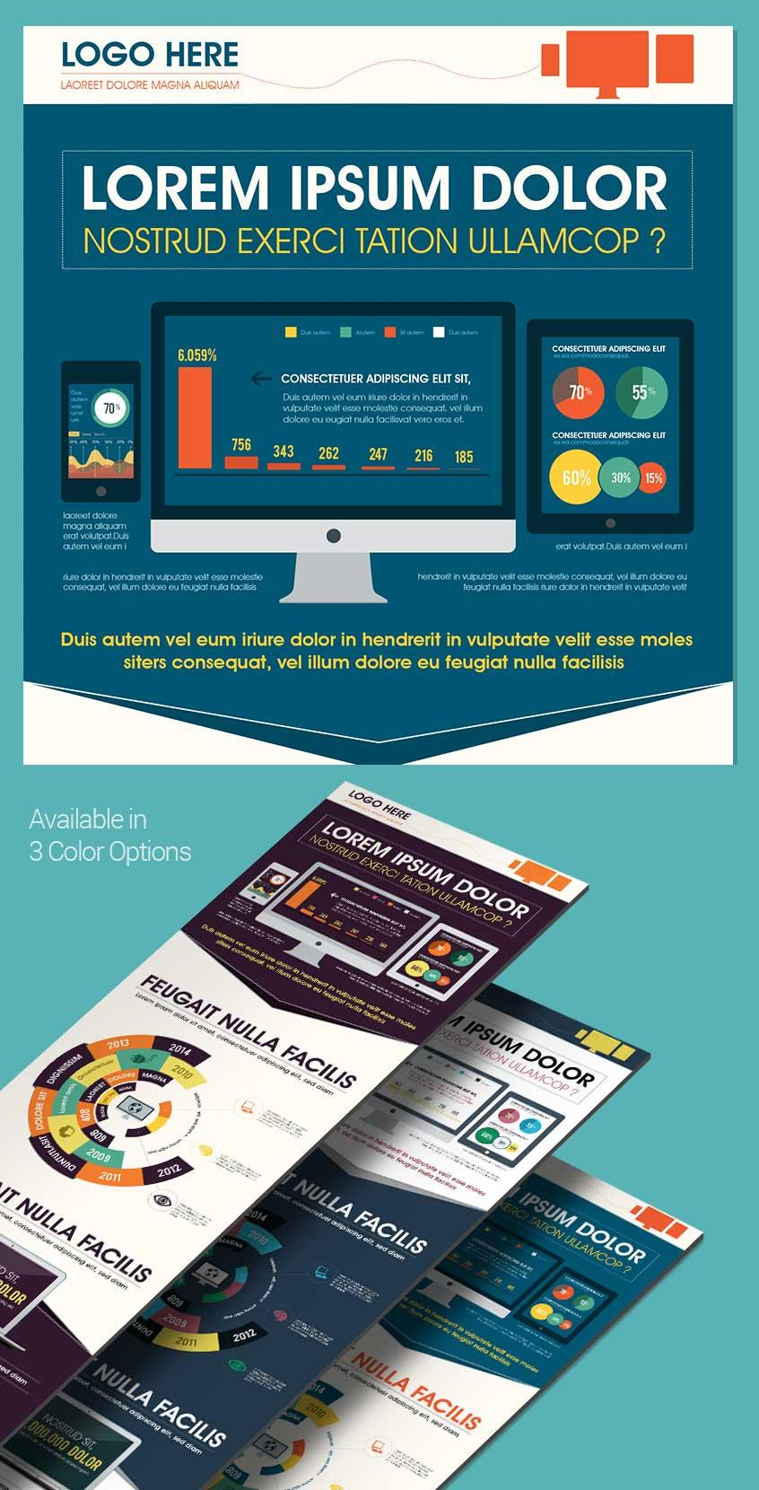 free_technology_infographic_templates